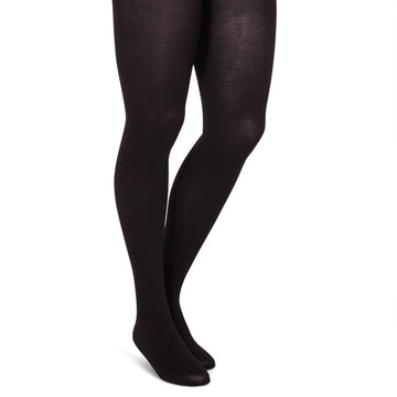 Maternity Opaque Tights - Isabel Maternity by Ingrid & Isabel Black