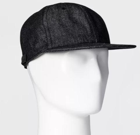 Men's Baseball Cap - Goodfellow & Co - Black