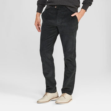 Men's Slim Fit Corduroy Trouser - Goodfellow & Co