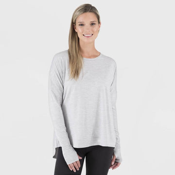 Wander by Hottotties Women's Charlotte Drop Shoulder