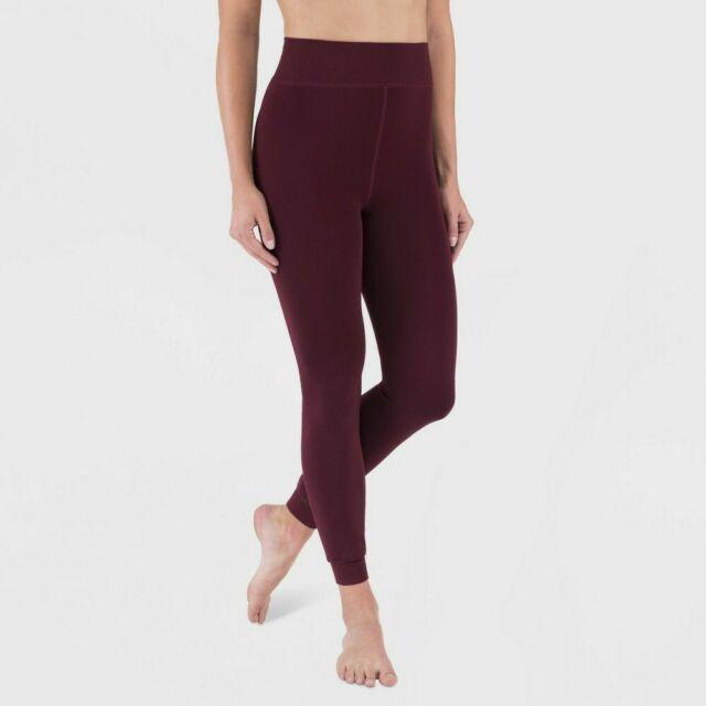 Wander by Hottotties Women's Velvet Leggings - Pomegranate Pink