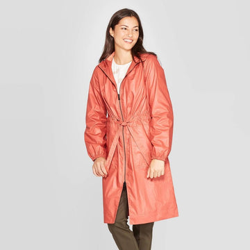 Women's Rain Anorak Jacket - A New Day
