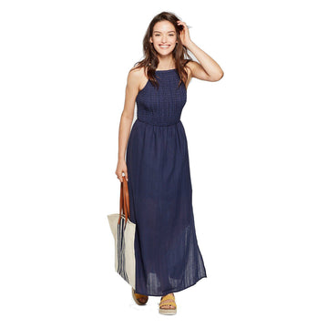 Women's Smocked Maxi Dress - Universal Thread