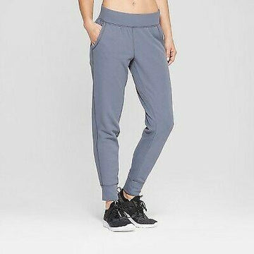 Womens C9 Champion Semi Fit Mid-rise Fleece Joggers 29