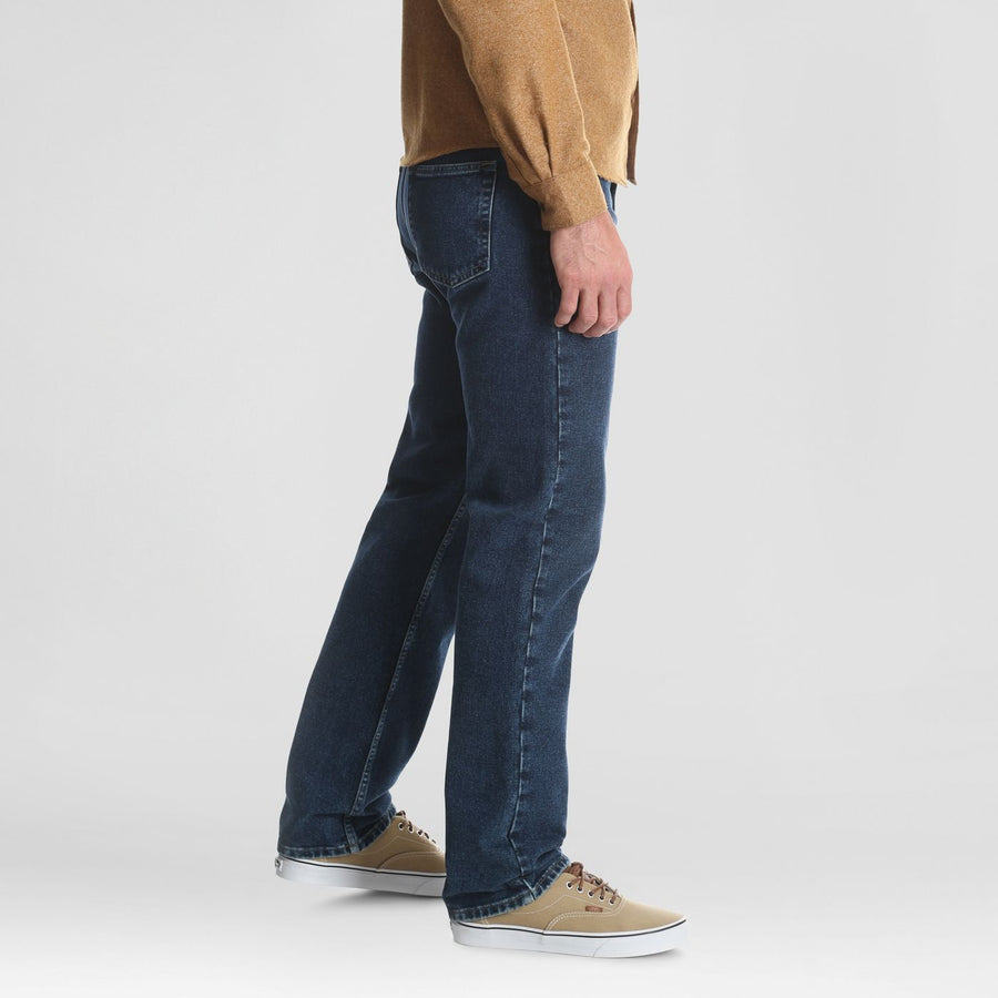 Wrangler Men's Regular Straight Fit Jeans