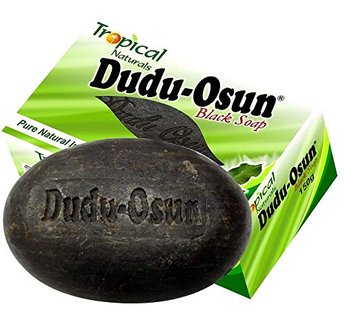 Dudu Sun African Black Soap