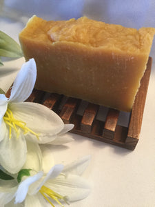 Goat Milk & Honey Soap
