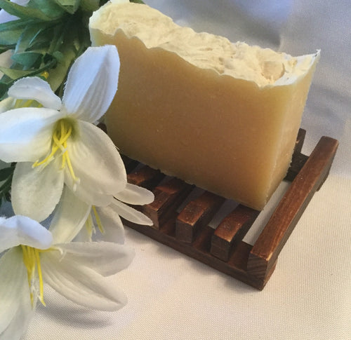 LemonTea Soap