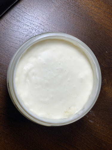 Orangesicle AKA Orange & Vanilla Whipped Body Butter