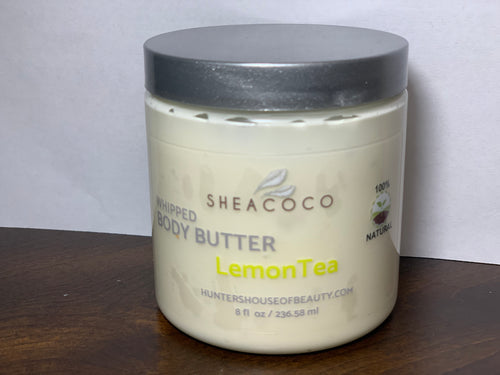 LemonTea Whipped Body Butter