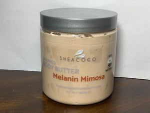 Melanin Mimosa Whipped Body Butter