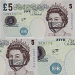 God save our queen £5