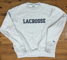 Load image into Gallery viewer, Champion Lacrosse Crewneck Reverse Weave Sweatshirt