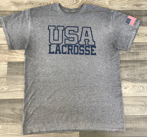 USA Lacrosse Short Sleeve Tee
