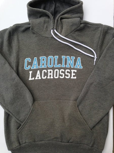 Carolina Lacrosse Unisex Hooded Pullover Sweatshirt