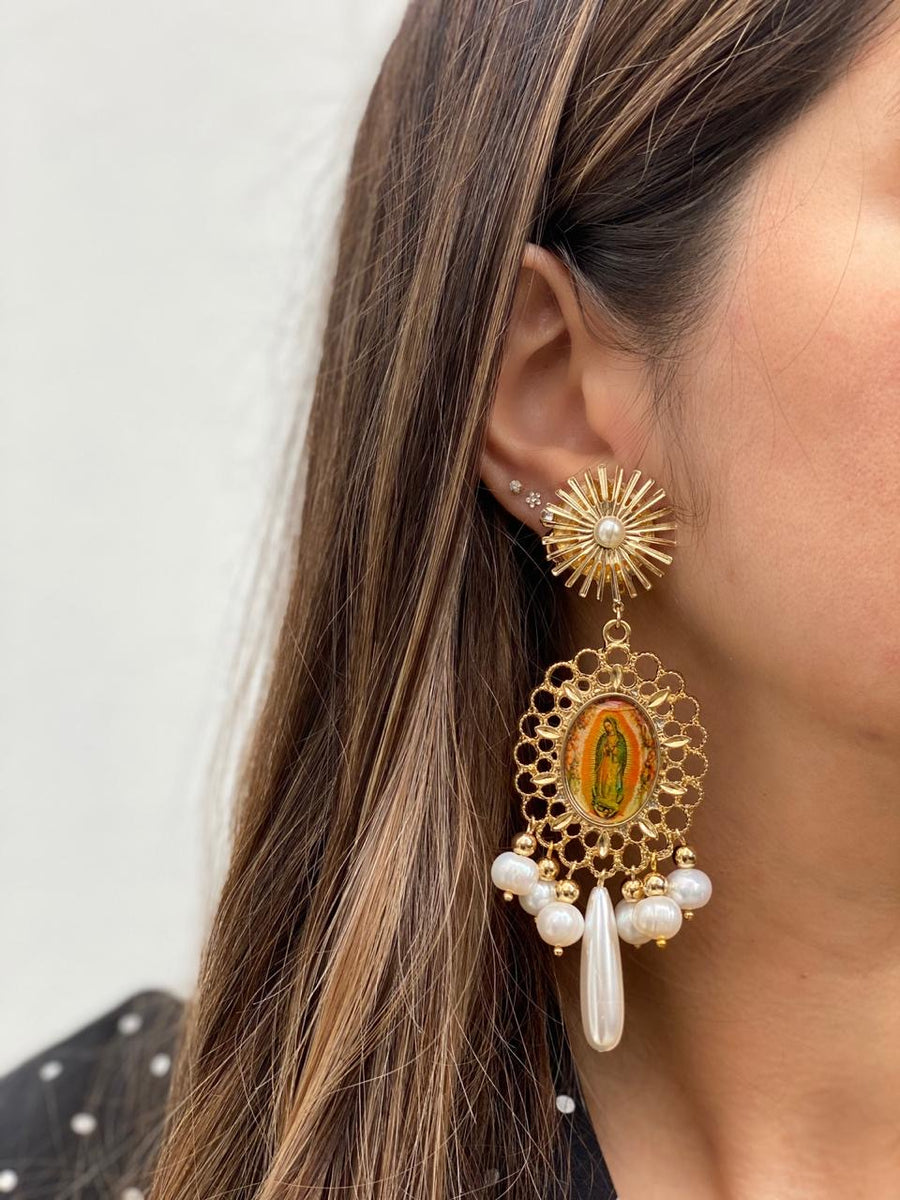Precious Dangle Earrings