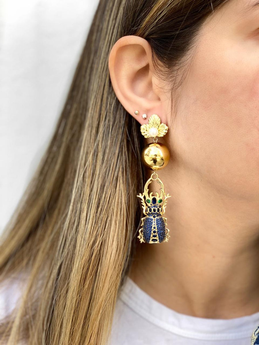 Jewel of Bee's Earrings