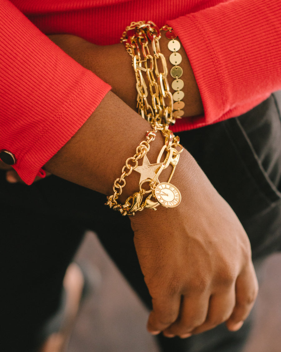 Golden Arm Candy