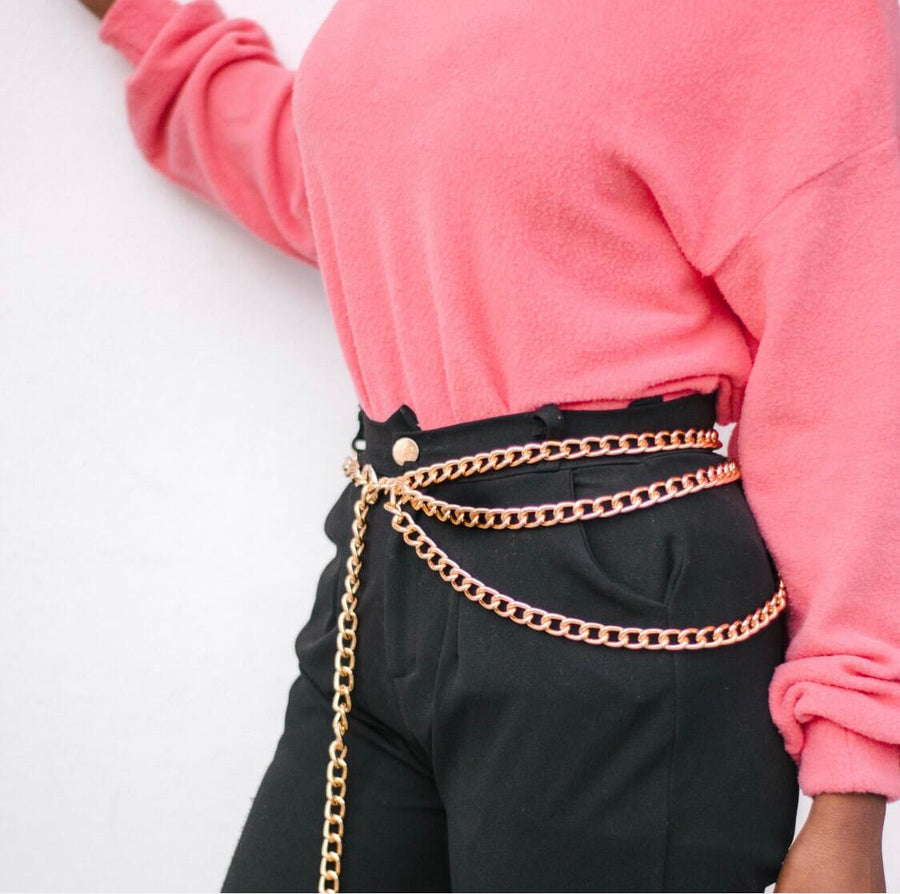 Layered Belt