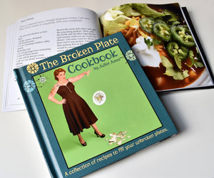 The Broken Plate Cookbook - Soft Cover
