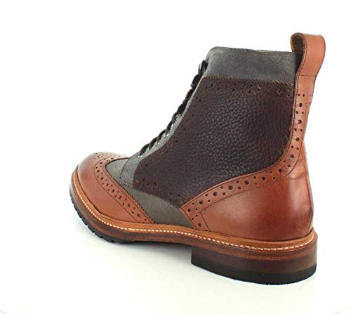 Stacy Adams Madison II Wingtip Boot Cognac