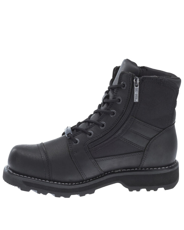 Harley Davidson Men's Bonham Boot - Black