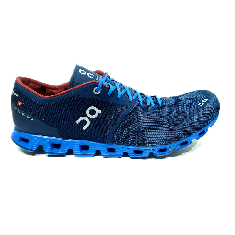 On-Running Shoes - Cloud X - Midnight/Cobalt
