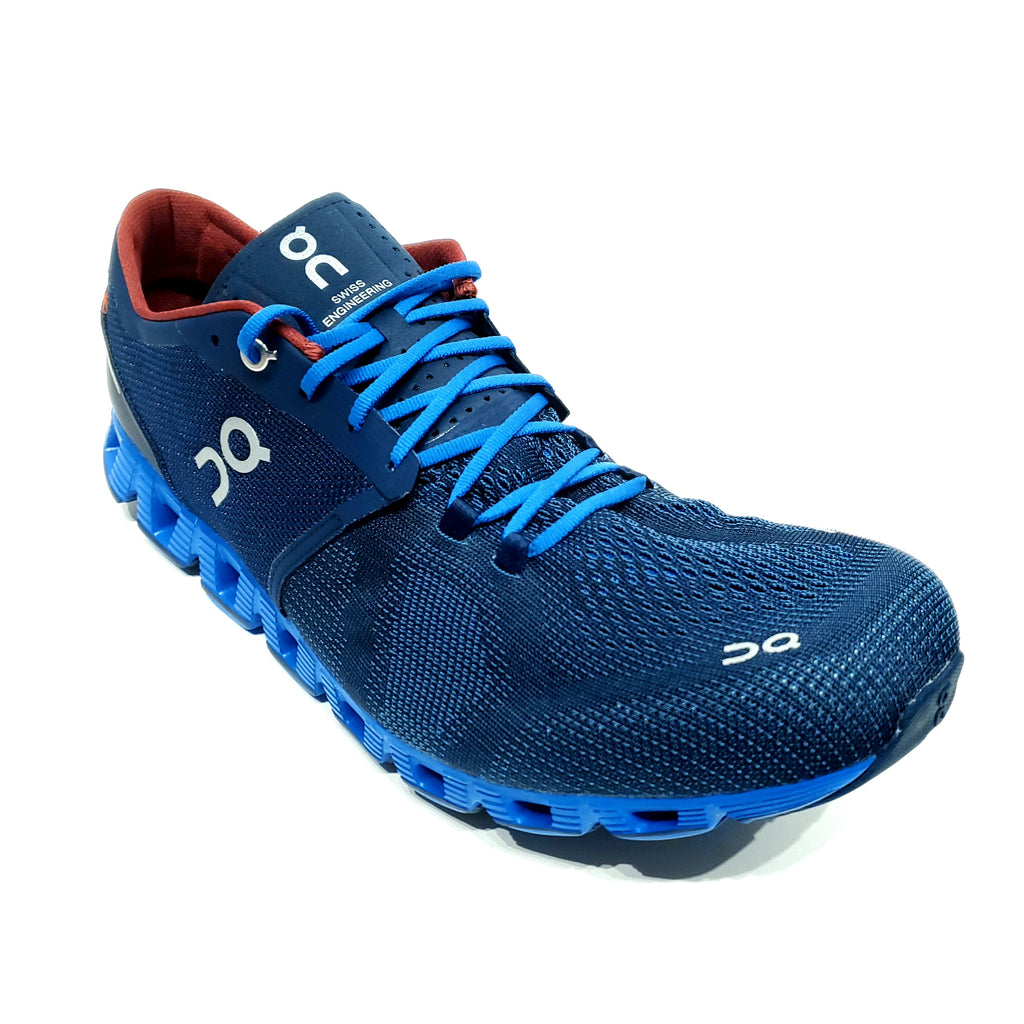 On Running Shoes - Cloud X - Midnight/Cobalt