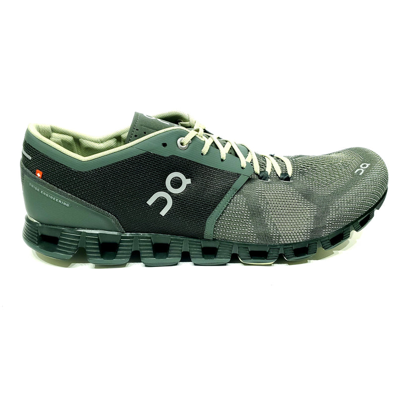 On-Running Shoes - Cloud X - Forest/Jungle