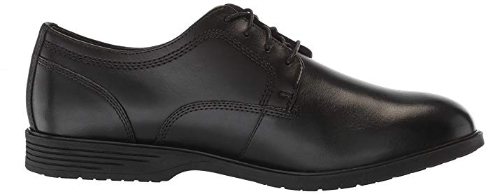 Hush Puppies Shepsky PT Oxford - Black Leather