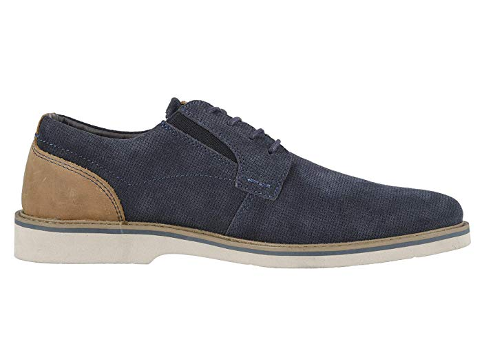 Nunn Bush Barklay Plain Toe Oxford Navy