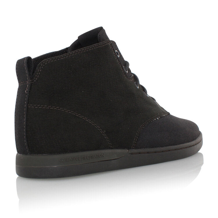 Creative Recreation Vito Hi Sneaker Charcoal Charcoal