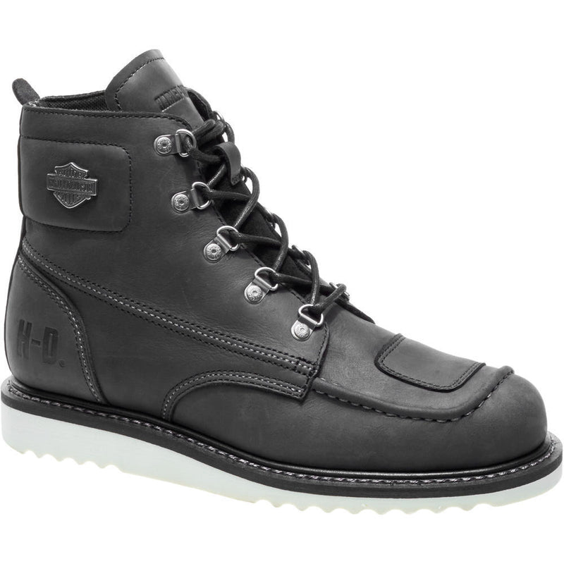 Harley Davison Men's Hamerton Waterproof Performance Boots