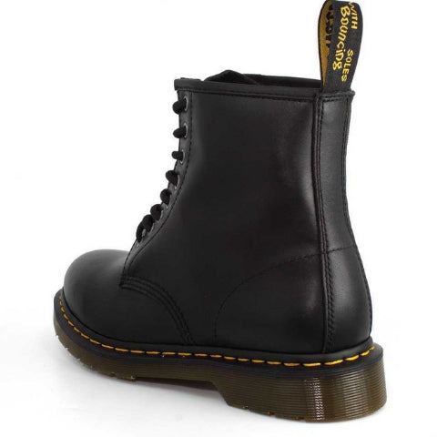 Dr. Martens 1460 Work Boot Smooth Thick Black Nappa