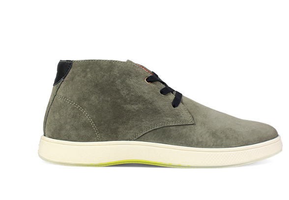 Florsheim Edge Plain Toe Chukka Boot Loden