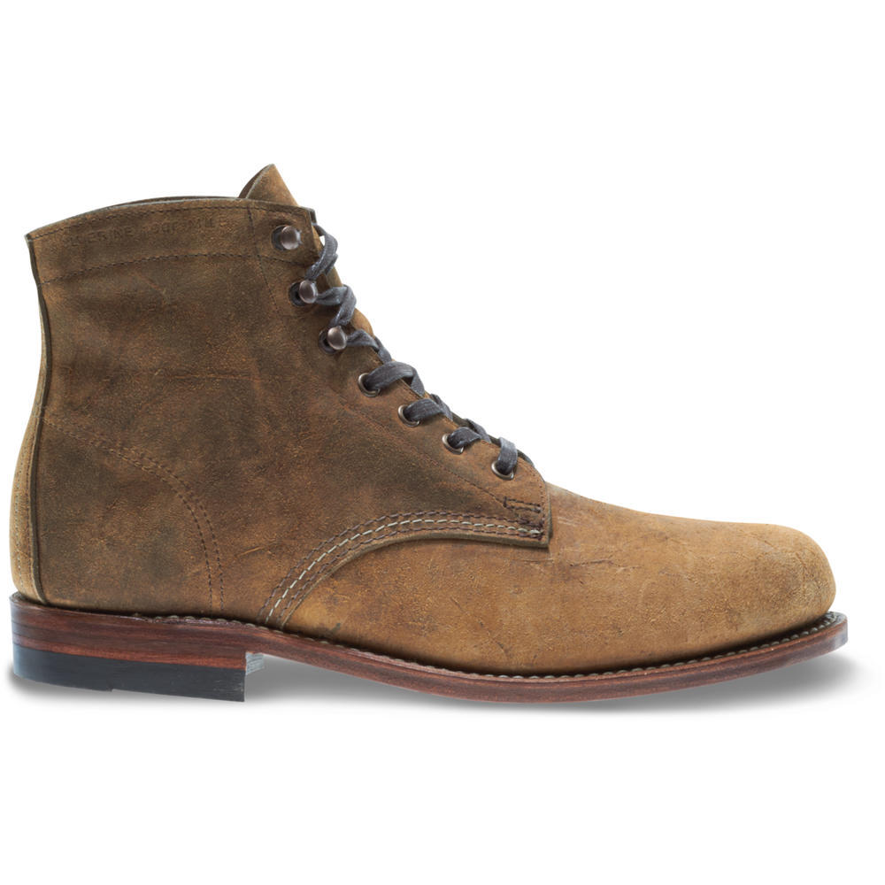 Wolverine Men's Original 1000 Mile Boot - Rough Out