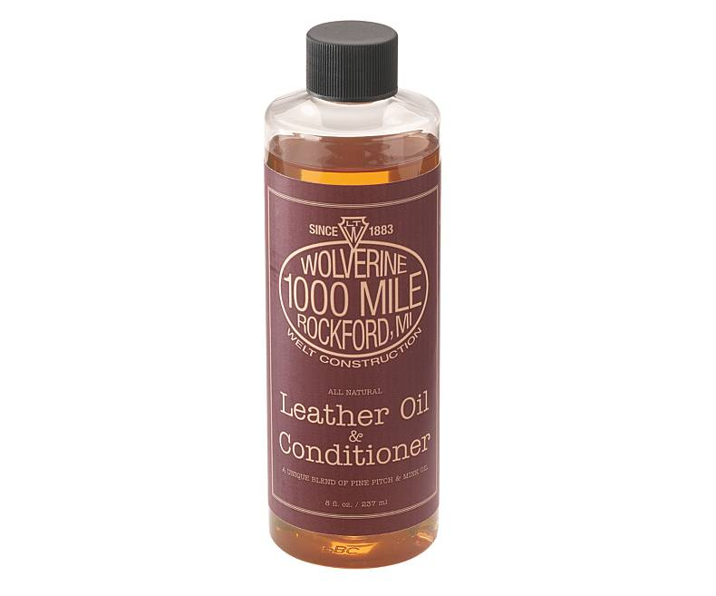 1000 Mile Leather Oil Shoe Care