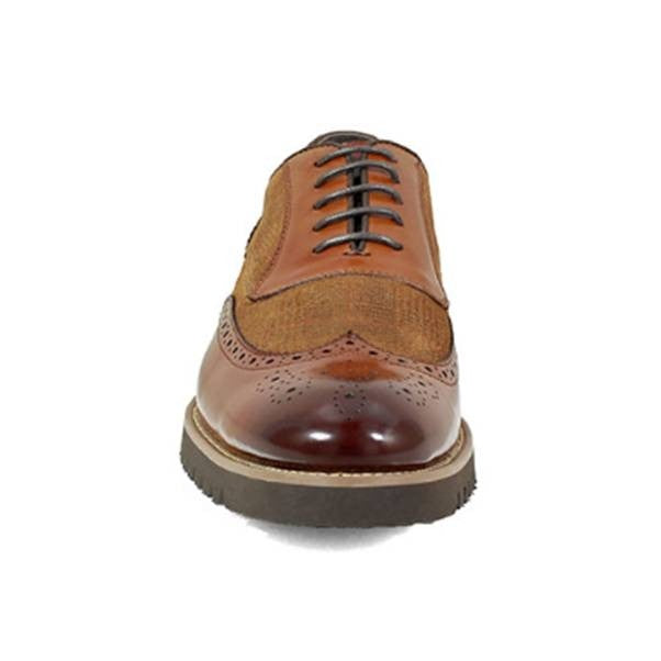 Stacy Adams Baxley Wingtip Oxford – 13to24