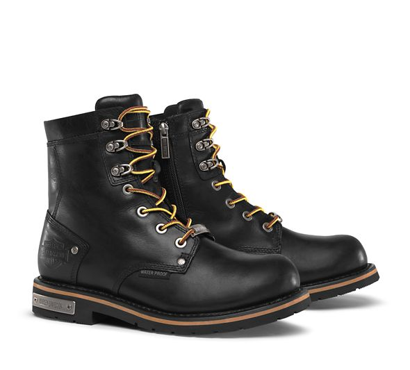 Harley Davison Shoes Hamerton Waterproof Performance Boots