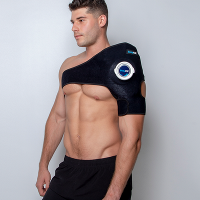 BodyICE Shoulder Ice Pack & Heat Pack with Strap - BodyICE Australia