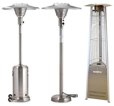 Crown Verity Patio Heater Repair