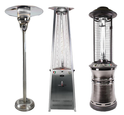 Lava Italia Patio Heater Repair