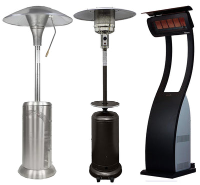 Miscellaneous Brand Patio Heater Repair