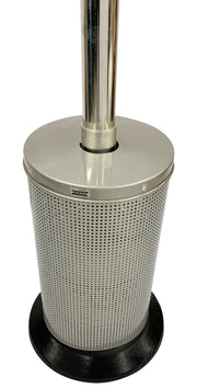 Stainless Steel Mushroom Style Patio Heater