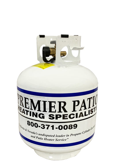 Patio Heater Propane Tanks