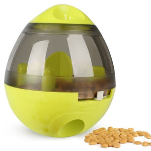 Interactive Dog or Cat Treat Ball Toy