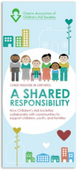 * Brochure - A Shared Responsibility (English) - pkg of 50