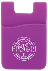 * NEW!! ODPD Cell Phone Wallet (English) - single item