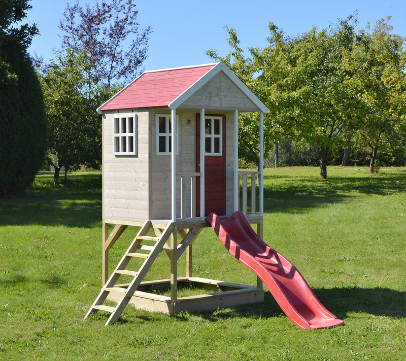 Wendi Toys Modular Playhouse M8 Nordic Adventure House