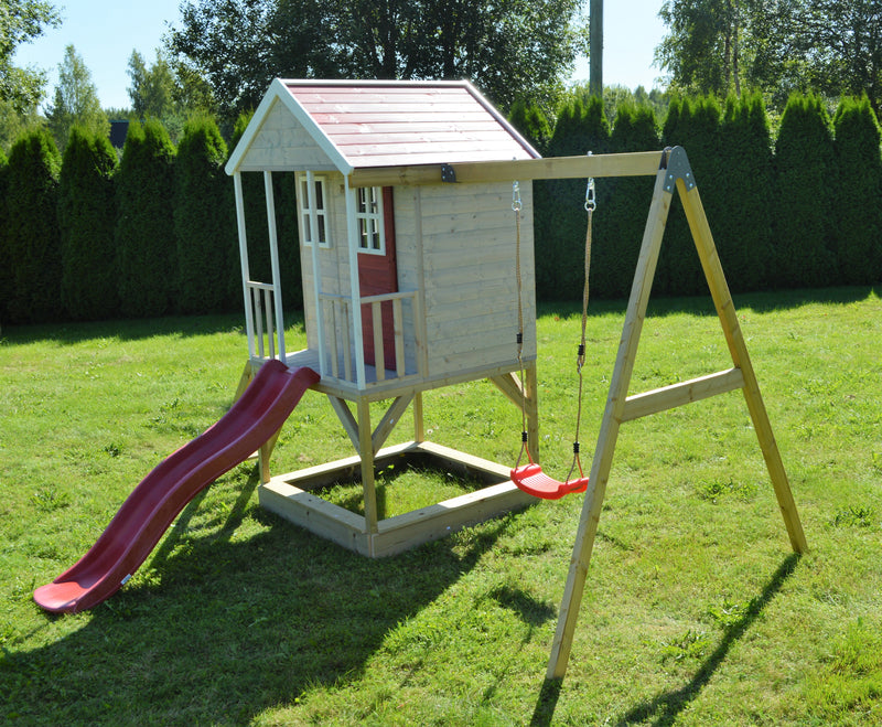 Wendi Toys Modular Playhouse M10 Nordic Adventure House